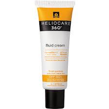 Heliocare fluid cream