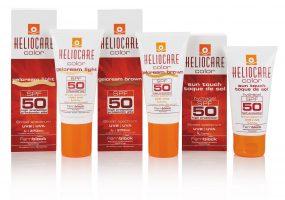 heliocare sun block