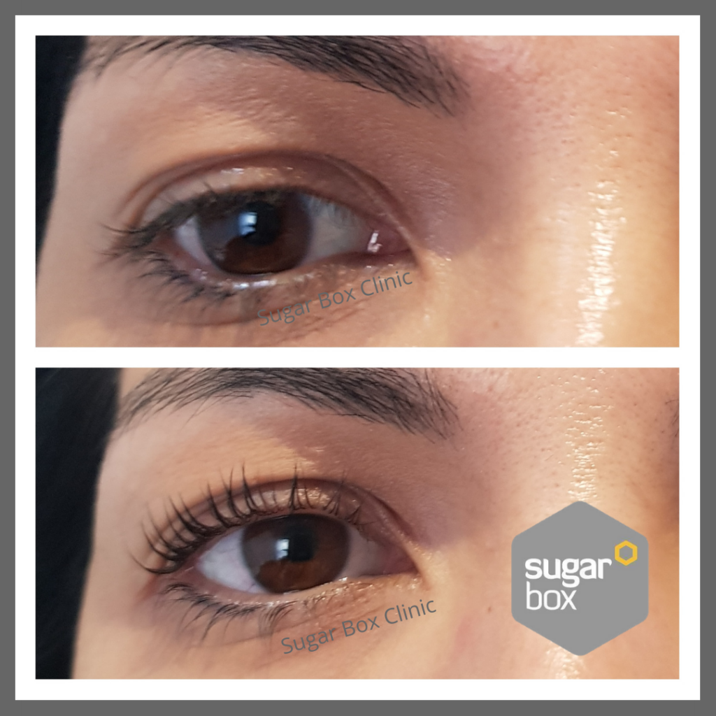 LVL Natural Lash Lift